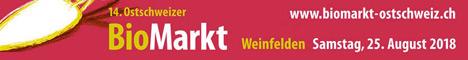 Bio Markt Ostschweiz 2018