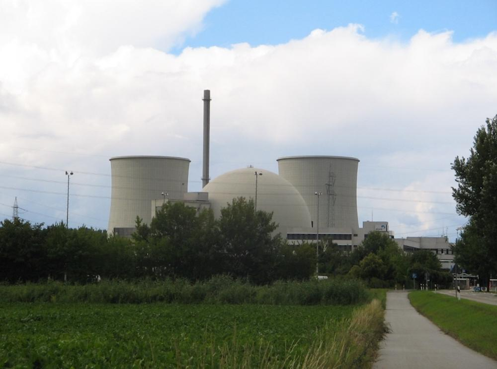Atomic power plant ThaRemix