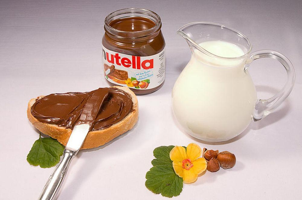 Nutella or