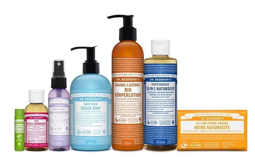 dr bronners produkte