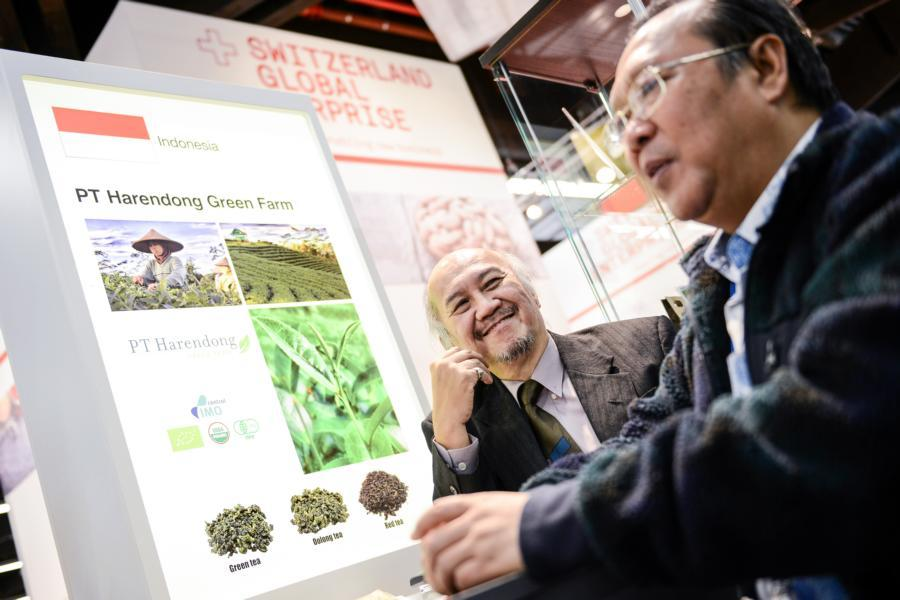 Switzerland Global Enterprise at Biofach 2