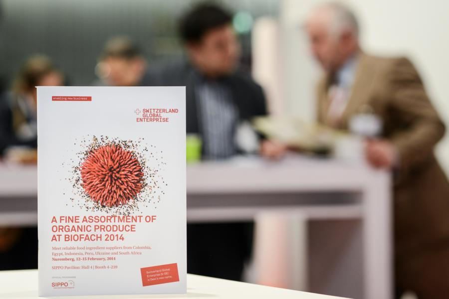 Switzerland Global Enterprise at Biofach 2014